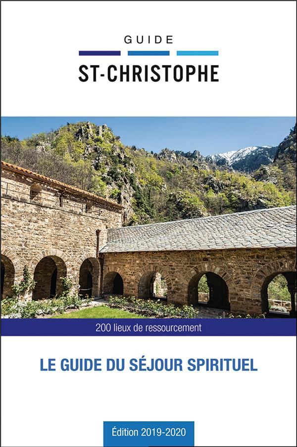 GUIDE SAINT CHRISTOPHE 2019